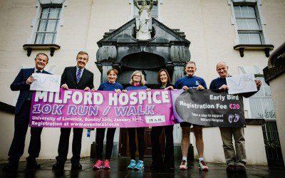 Monami to Sponsor Milford Hospice 10K Run/Walk!
