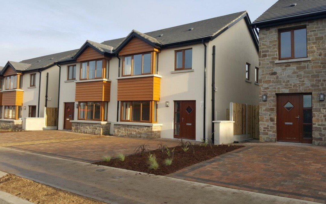 Roseberry Hill Housing Development, Kildare