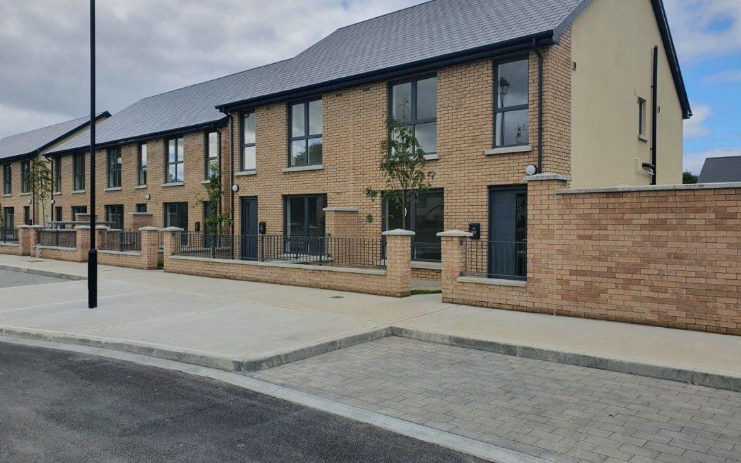 Anne Street, Prosperous, Kildare Residential Development Complete!