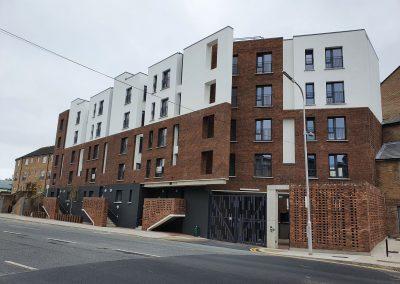 Poplar Row Apartment Block Development, Dublin 3