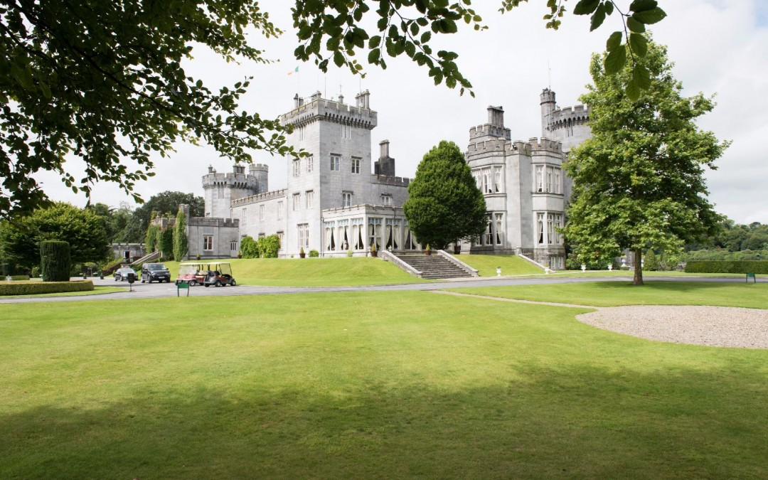 Dromoland Castle Upgrade Works Project