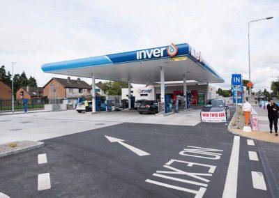 INVER Service Station, Hurlers Cross, Limerick