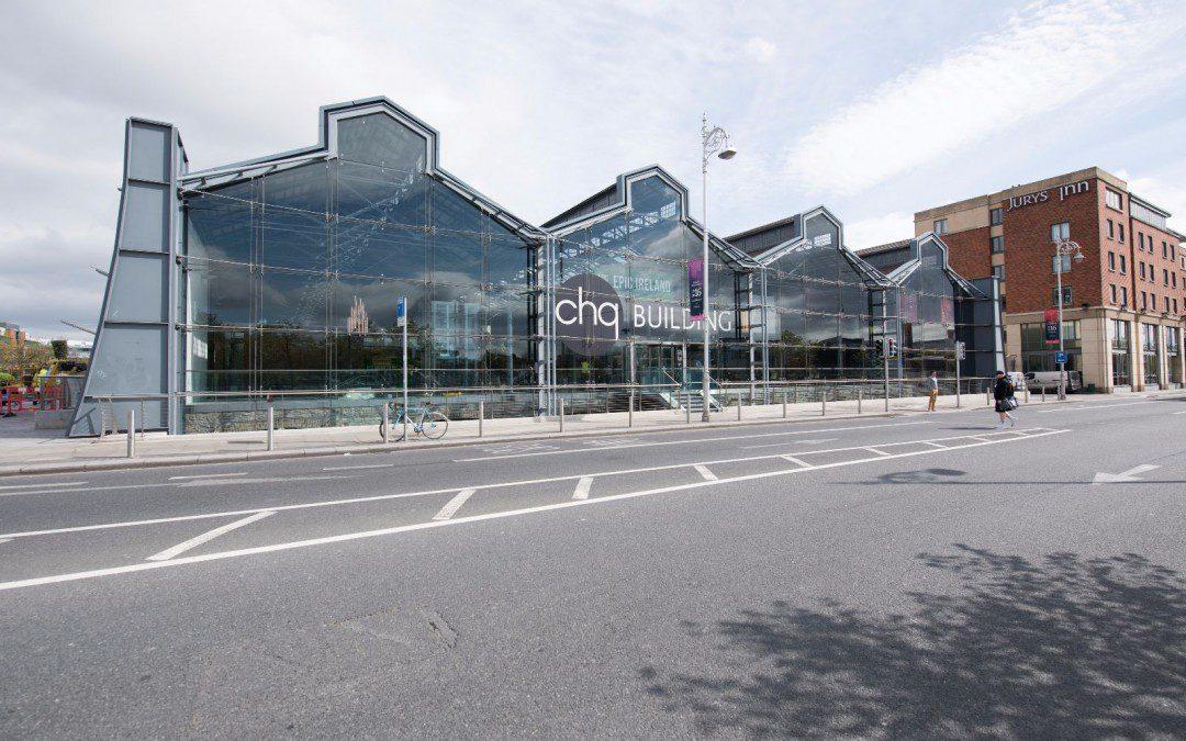 EPIC Ireland/CHQ Builiding Refurbishment, Dublin 2
