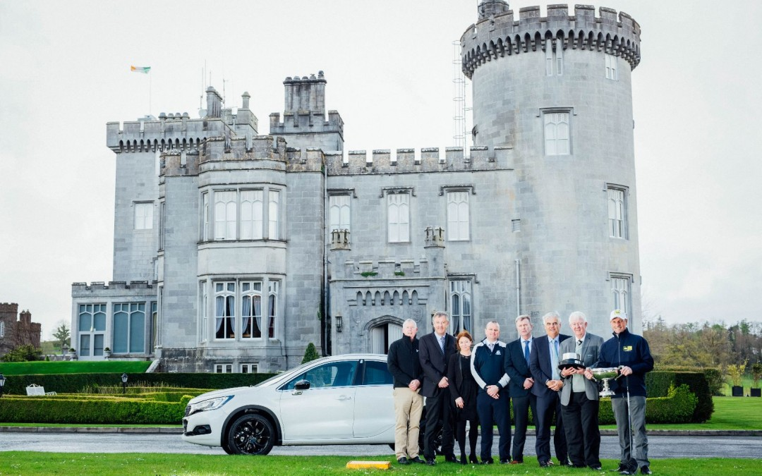 Monami Construction Sponsored PGA Golf Tournament is Launched at Dromoland Castle!