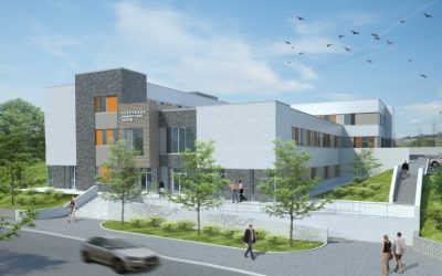 Monami Construction announced as Main Contractors for the New Ferrybank Primary Care Centre!