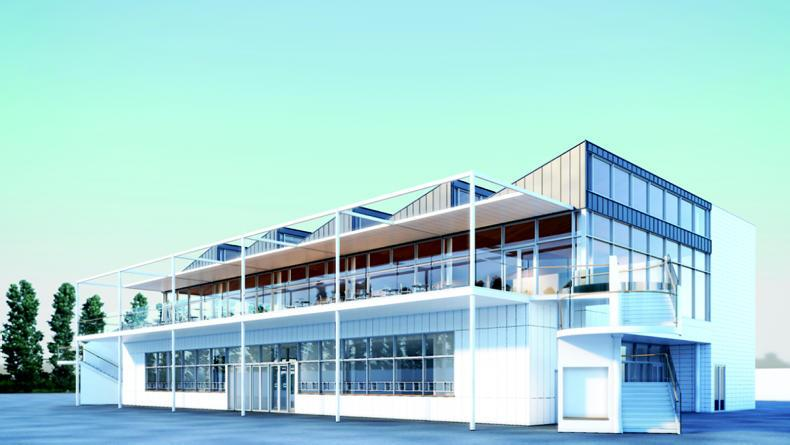 Monami Appointed as Main Contractors for the Galway Racecourse Tote Building Redevelopment