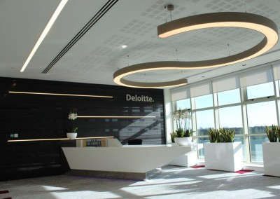Deloitte Offices Refurbishment, Galway