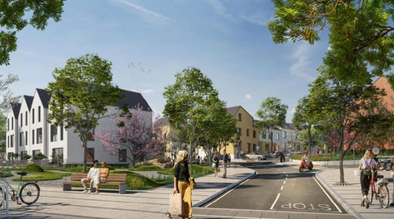Cherrywood T2 Residential Development Commences!