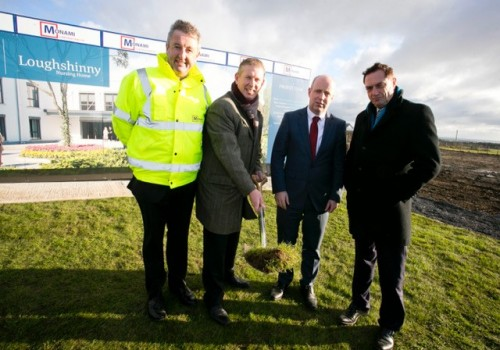 Loughshinney Sod Turning 4