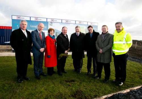 Loughshinney Sod Turning 5