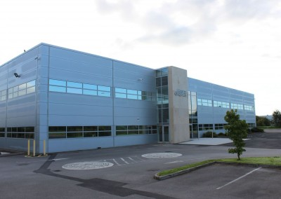 Mentor Graphics, Shannon, Co. Clare