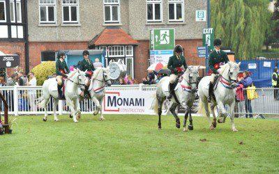 Monami Sponsor Stena Line Dublin Horse Show