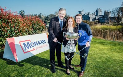 Monami Construction Delighted to Sponsor the 2019 Dromoland Castle PGA Pro-Am Golf Tournament!