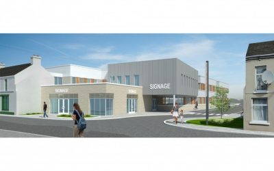 Monami confimred as Main Contractors for the New Thurles Primary Care Centre!