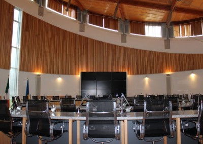 NTCC Council Chamber & Reception Area, Tipperary