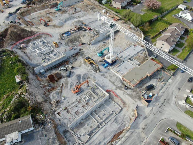Works Progressing on Gaelcarraig Residential Development!
