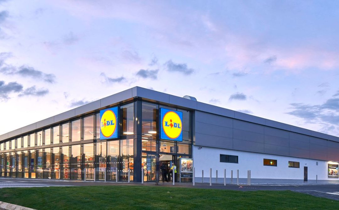 New Lidl Store, Childers Road, Limerick