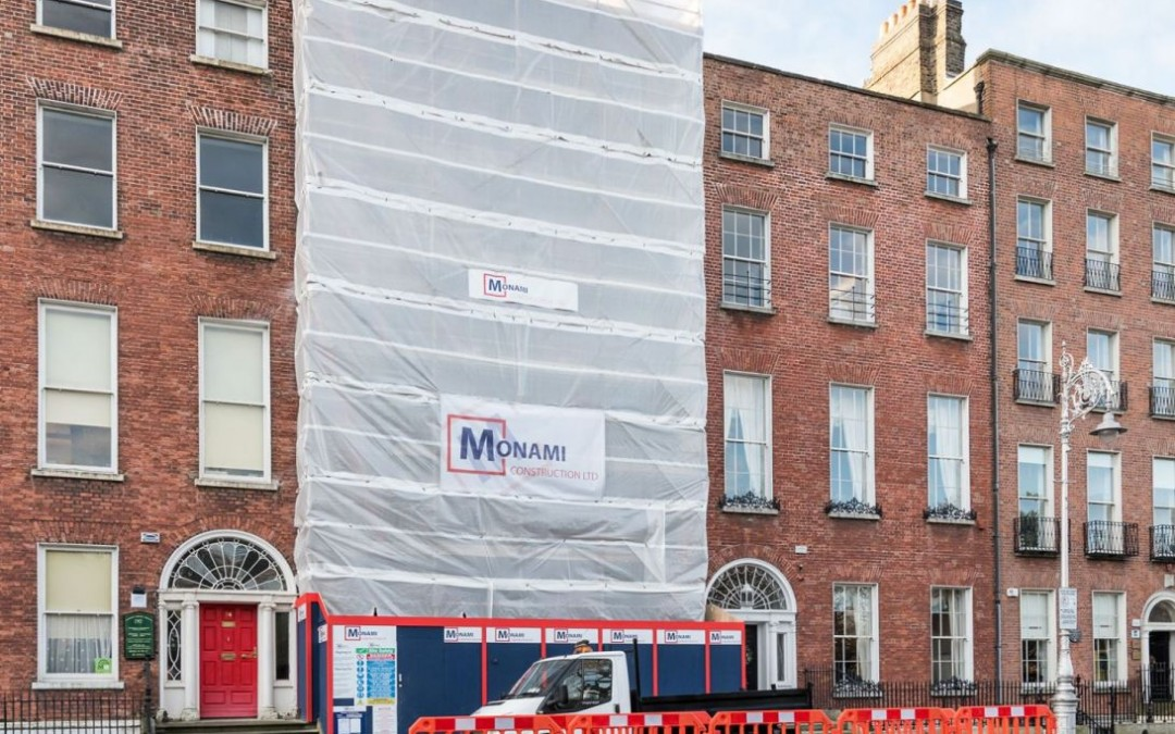 75 Merrion Square Restoration, Dublin 2