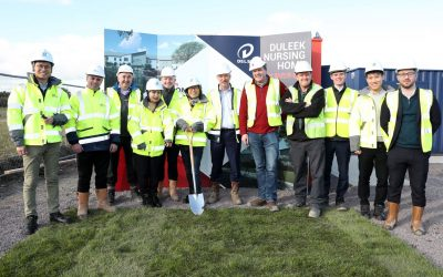 Duleek Nursing Home Development Sod Turning!