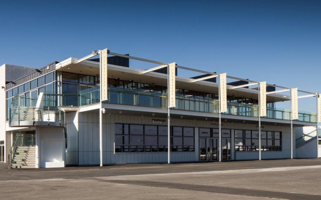 New Hospitality Building at Galway Racecourse