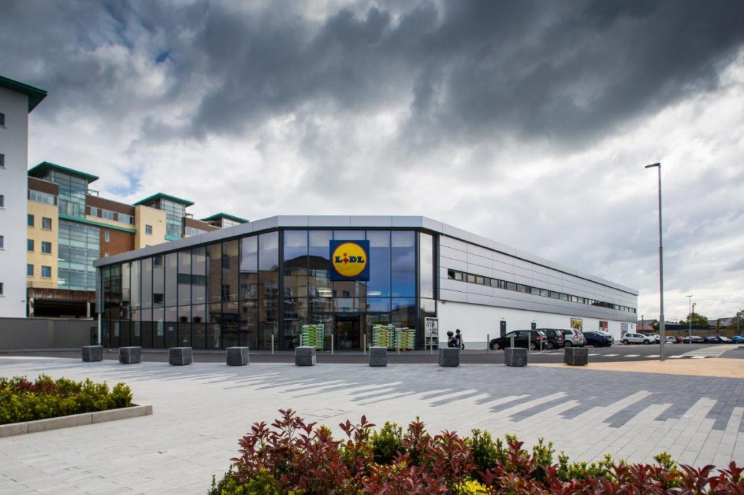 New LIDL Store, Tralee, Co. Kerry